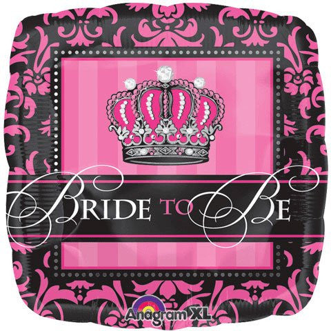Crowned Bride to Be - 18""