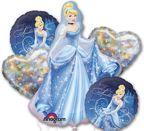 Cinderella Bouquet & Party Packages