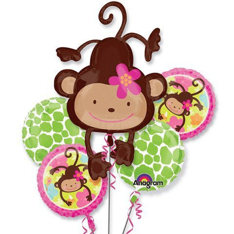 Monkey Love Bouquet & Party Packages