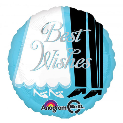 Best Wishes Shoes - 18""