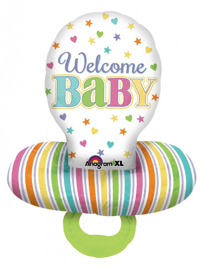 Multi-Balloon Baby Pacifier - 59""