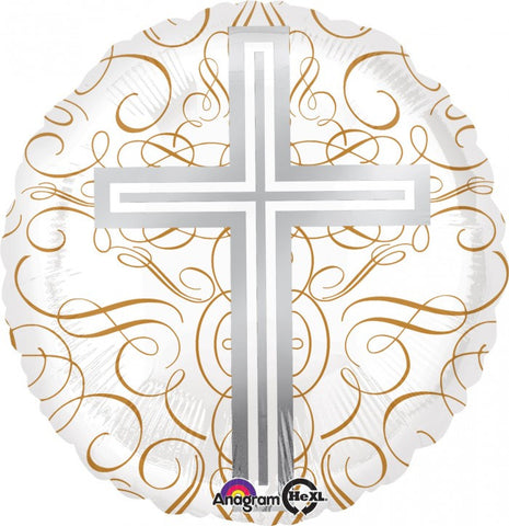 Elegant Cross - 18""