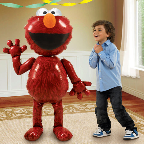 Air Walker - Elmo