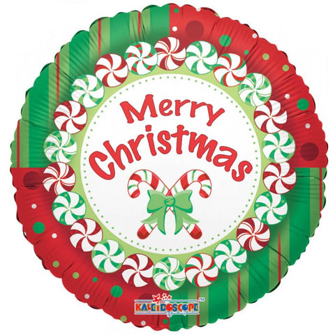 Christmas Mints and Candy Canes - 18""