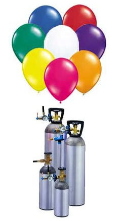 Helium Refill & Inflating Fees