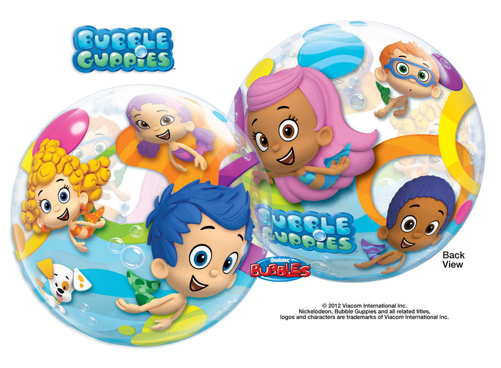 Bubble Guppies - 22""