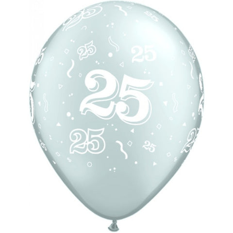 25-A-Round Party Balloon - 11""