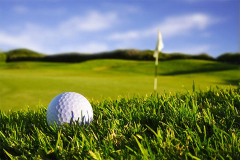 Natural Findings DermaClear is Perfect for Golfers