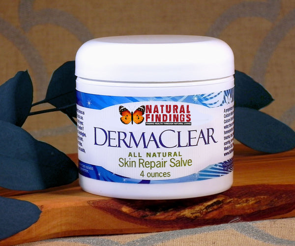 Natural Findings DermaClear All Natural Skin Repair Salve