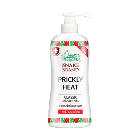 Snake Brand Cooling Shower Gel 400ml