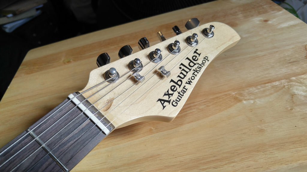 Axebuilder Guitar Workshop
