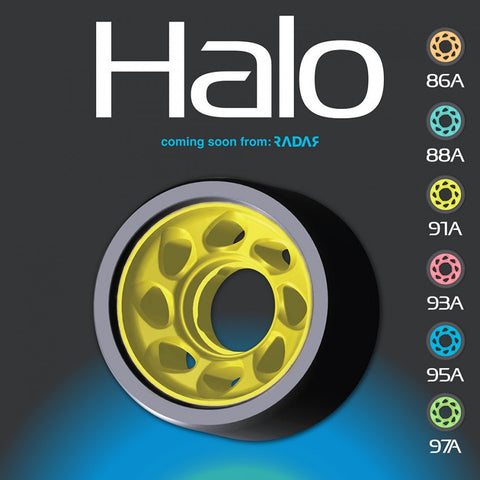 Halo Roller Skate Wheels