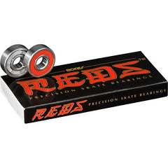 Bones - REDS Bearings (16 pack) - California Roller Skates