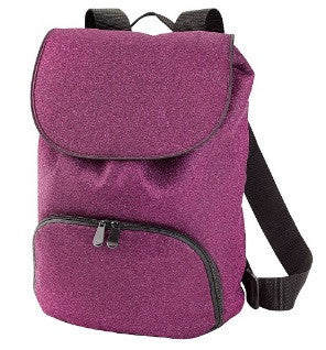 Derby Skinz - Glitter Backpack - Red, Pink, Black, Silver, Gold - California Roller Skates