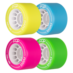 Radar - Pop Roller Skate Wheels - California Roller Skates