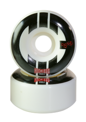 Reckless Wheels - Park Wheels 98 58mm Roller Skate Wheels - California Roller Skates