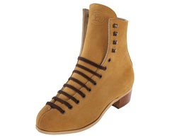 Riedell - High Top Boots - Model 130 Tan - California Roller Skates
