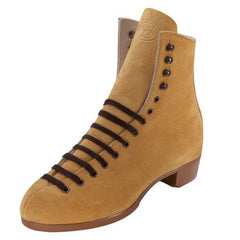 Riedell - High Top Boots - Model 135 Tan - California Roller Skates