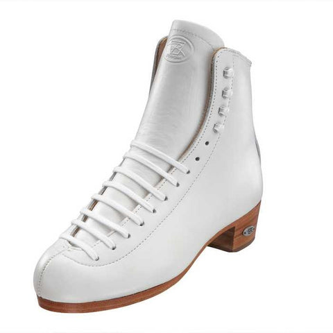 Riedell - High Top Boots - 202J Professional Black and White - California Roller Skates