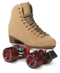 Sure Grip - 1300 Route Outdoor Roller Skate Package  - TAN - California Roller Skates