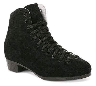 Sure Grip  -  1300 Suede Leather Boot Black or Tan (Sizes 4-15) - California Roller Skates