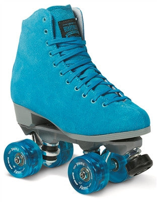 Sure Grip  - Boardwalk Fame Roller Skates Artistic - TEAL - California Roller Skates