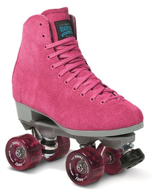 Sure Grip  - Boardwalk Fame Roller Skates Artistic - PINK - California Roller Skates