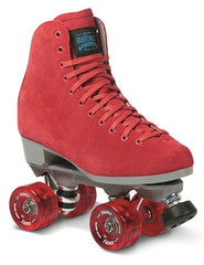 Sure Grip  - Boardwalk Fame Roller Skates Artistic - RED - California Roller Skates