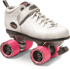 Sure Grip -  Boxer Skates - WHITE - California Roller Skates