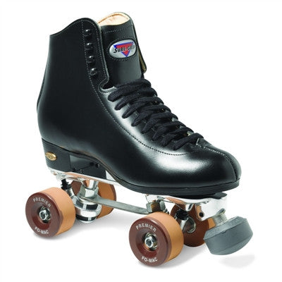 Sure Grip  - Detriot Roller Skate Package - BLACK - California Roller Skates