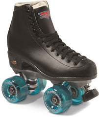 Sure Grip  - Fame Motion Outdoor Skate Package - BLACK - California Roller Skates