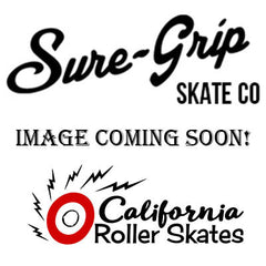 Sure Grip - 1300 Boardwalk Route Skates - BLACK - California Roller Skates