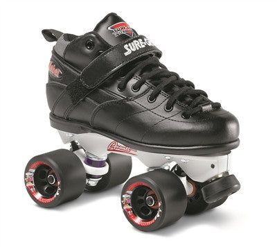 Sure Grip - Rebel Avanti Magnesium Skate Package (Sizes  4-6) - California Roller Skates