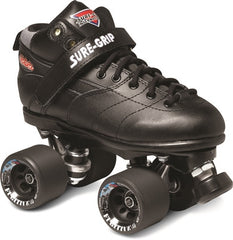Sure Grip - Rebel Derby Skates - Fugitive Wheel (Size  1 - 3) - California Roller Skates - 1