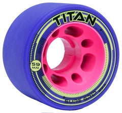 Sure Grip - Titan Roller Skate Wheels -  (4 pack) - California Roller Skates