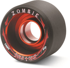 Sure Grip - Zombie Roller Skate Wheels Purple, Black, Red, Green (4 Pack) - California Roller Skates