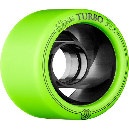 Rollerbones - Turbo Roller Skate Wheels (8 pack) - California Roller Skates
