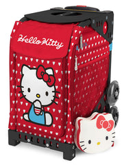 Zuca Sport - Hello Kitty Labor of Love Insert & mini pouch Wheeled Skate Bag