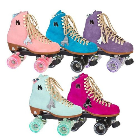 Moxi - Lolly Roller Skates - Pool Blue - California Roller Skates