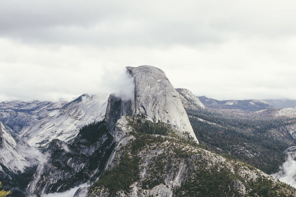 Exploring Yosemite with Chris Martin