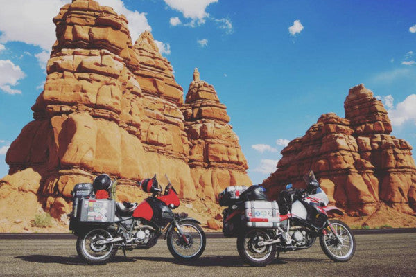 Overland Travel: A Conversation with Kate of @MotoTraverse