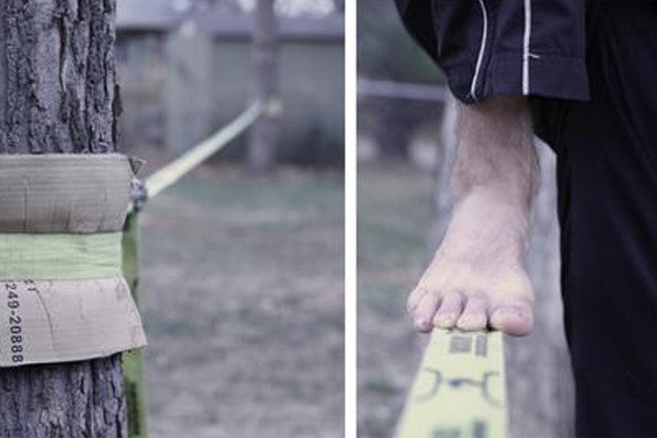 Learn How to Slackline