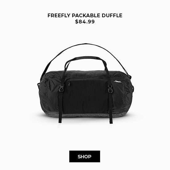 Freefly Packable Duffle. $84.99. Shop now.
