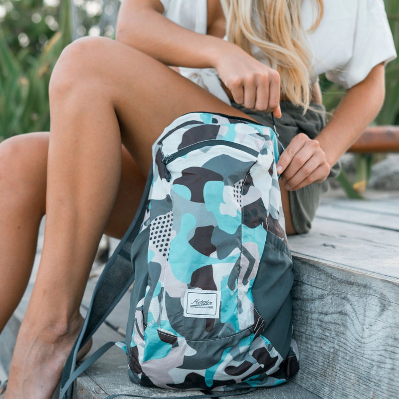 DL16 Packable Backpack - Pop