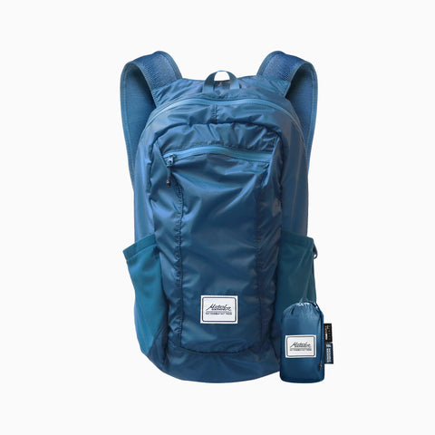 DL16 Packable Backpack - Indigo