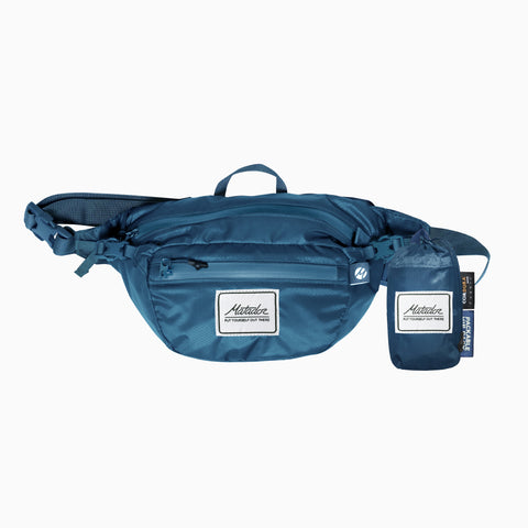 Packable Hip Pack - Indigo