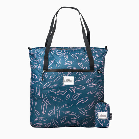Transit Packable Tote Bag - Leaf