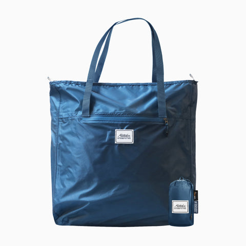 Transit Packable Tote Bag - Indigo