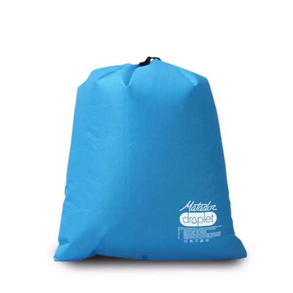 Droplet Packable Wet Bag