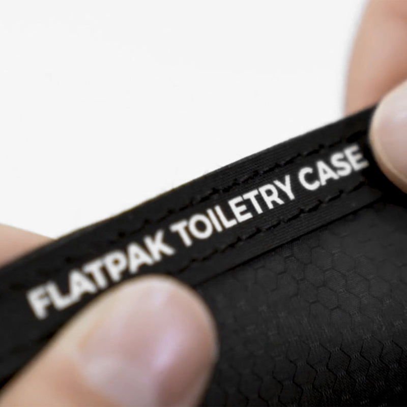 FlatPak™ Waterproof Toiletry Case